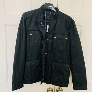 NWT J. Crew Men's Field Jacket (Medium)